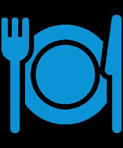 Restaurantes, heladerías y cafés